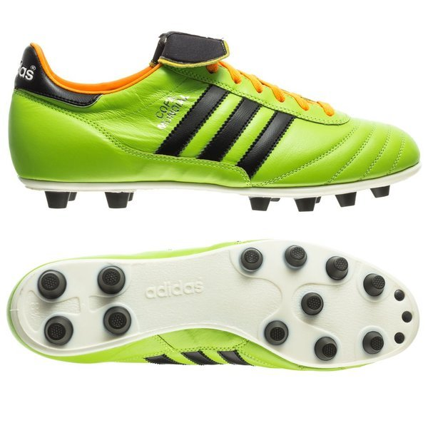 buy online d9876 b24ed adidas Copa Mundial FG Solar Slime Black Solar Zest Limited Edition. Read  more about the product. - football boots. - football boots image shadow