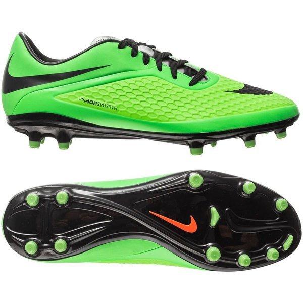 Nike Hypervenom Phelon FG Neo Lime