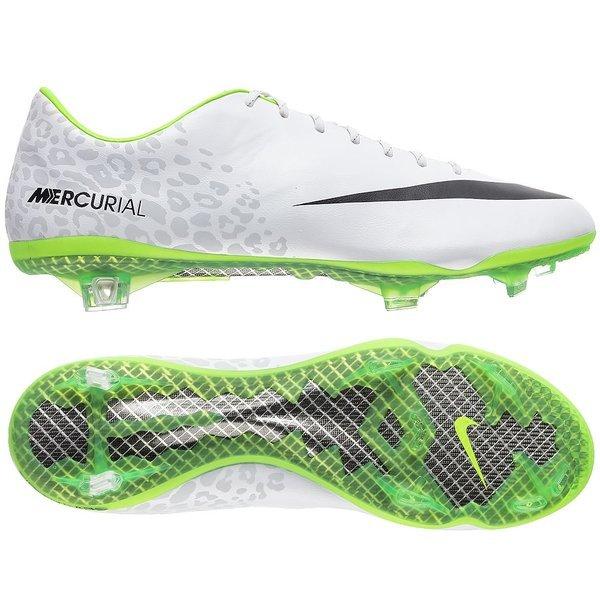 Hacer reloj Pais de Ciudadania  Nike Mercurial Vapor IX ACC Reflex FG White/Black/Electric Green |  www.unisportstore.com