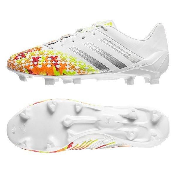 5c0dc9f7 ... low price adidas predator lz sl fg vit multicolour. läs mer om  produkten. fotbollsskor