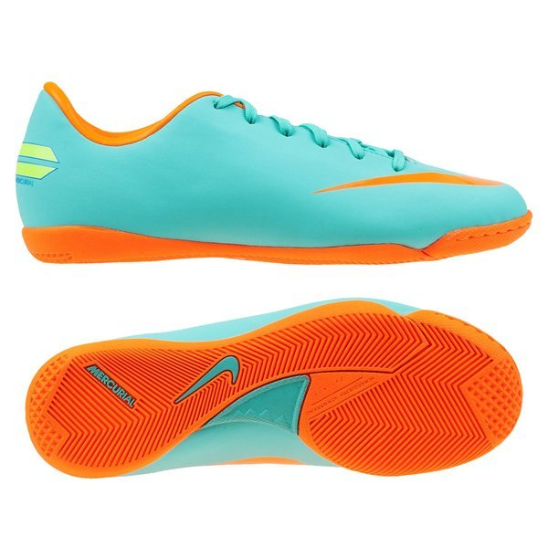 Nike Mercurial Victory III IC Retro Total Orange Challenge Red Kids. Read  more about the product. - indoor shoes. - indoor shoes image shadow 7384af47ca