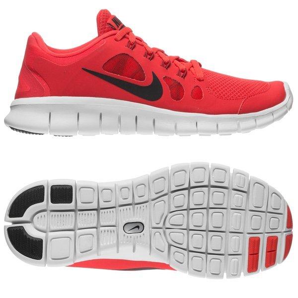 Nike Free Løbesko 5.0 Rød