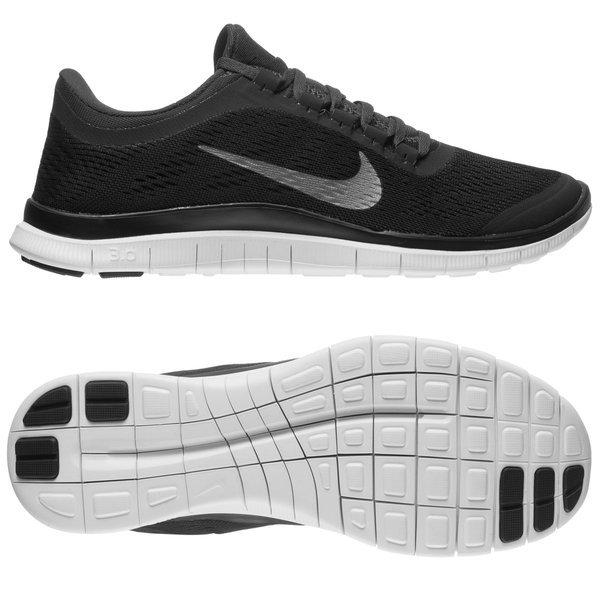 Nike Free Løbesko 3.0 V5 SortHvid