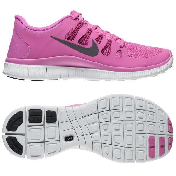 Nike Free Løbesko 5.0+ Pink Dame