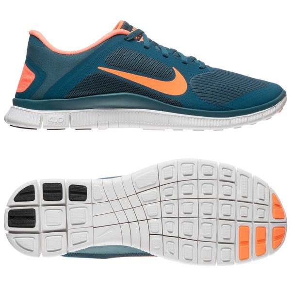 save off e3380 82c17 Nike Free 4.0 V3 Night Factor/Atomic Orange | www ...