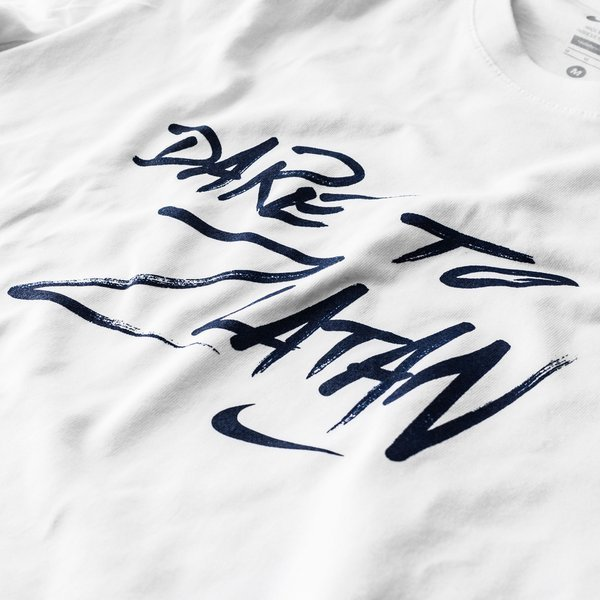 White Www Edition Dare T Zlatan To Nike Limited Shirt q7zPwv