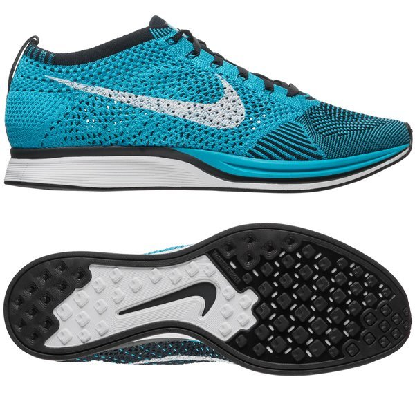 5fa11fde8dbf Nike Flyknit Racer Sky Blue Black. Read more about the product. - running  shoes. - running shoes image shadow