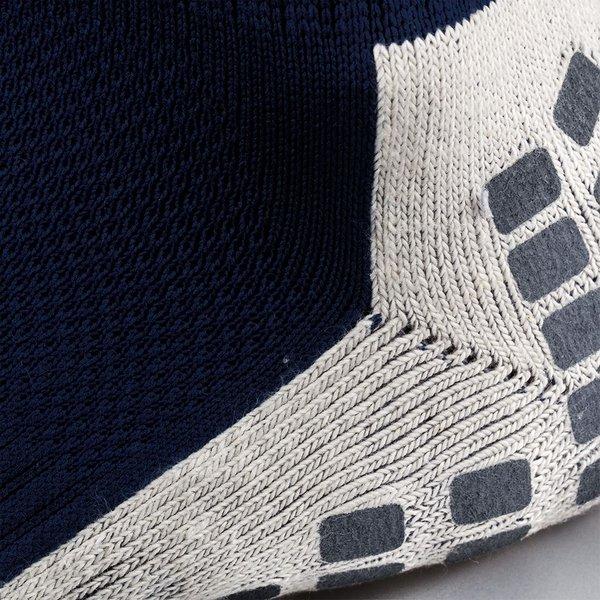 trusox chaussettes de foot courtes cushion pro bleu marine. Black Bedroom Furniture Sets. Home Design Ideas