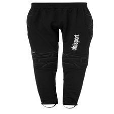Uhlsport målmandsbukser i komfortabelt materiale. Bukserne er perfekte til træninger og kampe i de kolde vintermåneder, hvor de giver dig god beskyttelse og is