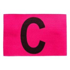 Anførerbind fra Select med bogstavet C for Captain. Lukkes med en velcro-lukning.