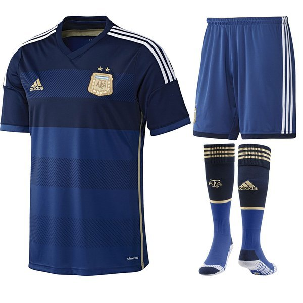 argentina away kit 2014