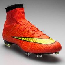 quality design 84445 a9fe2 Nike Mercurial Superfly FG Rød Gull Svart 16. Produktnummer  112015