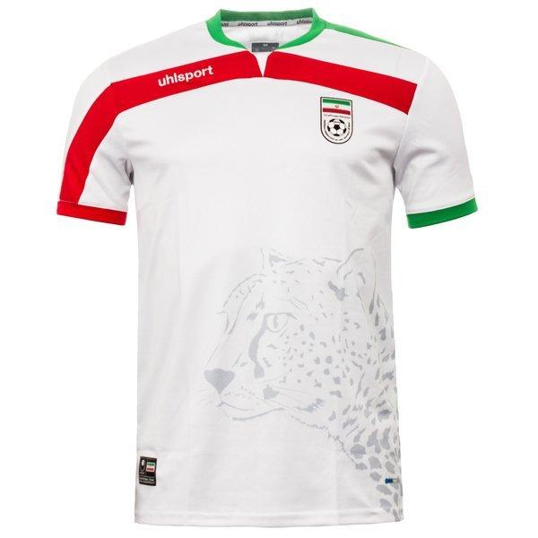 brand new 1f650 491ec Iran Home Shirt 2014 (WC Football Shirt)   www.unisportstore.com