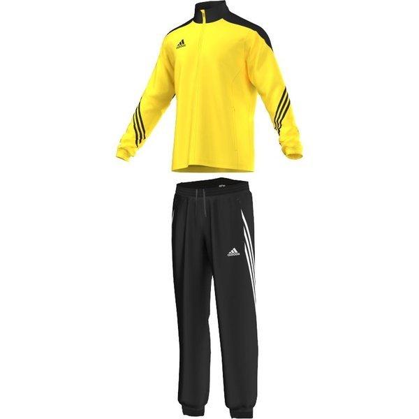 Adidas Tracksuit Sereno Yellowblack Pre 14 yv0PN8Owmn