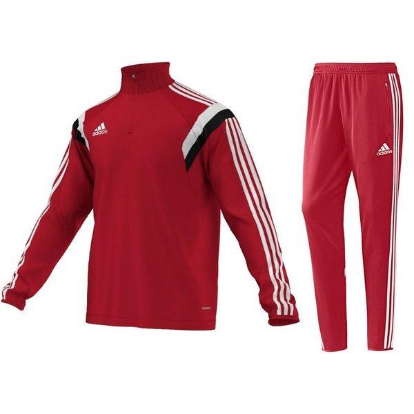 adidas Trainingsanzug Condivo 14 Rot  f39f4db42c