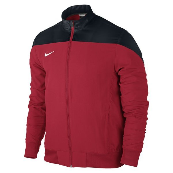 Nike Training Jacket Squad 14 Sideline Woven University RedBlack