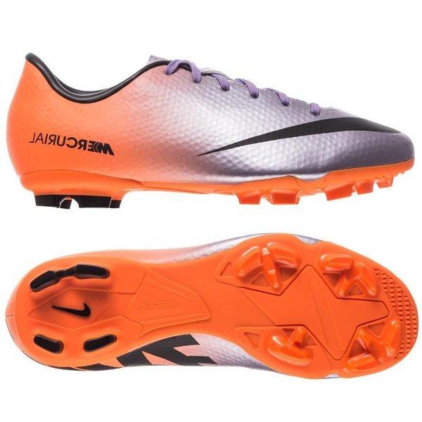 Nike Mercurial Victory IV FG FG FG Metallic Mach Lilla Total Orange Sort 017297