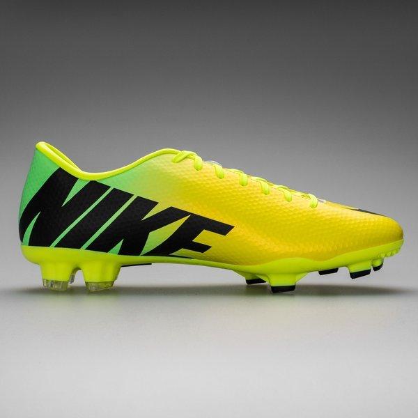 best sneakers bcf2b d1bcd ... denmark nike mercurial victory iv fg gul grön. läs mer om produkten.  fotbollsskor.