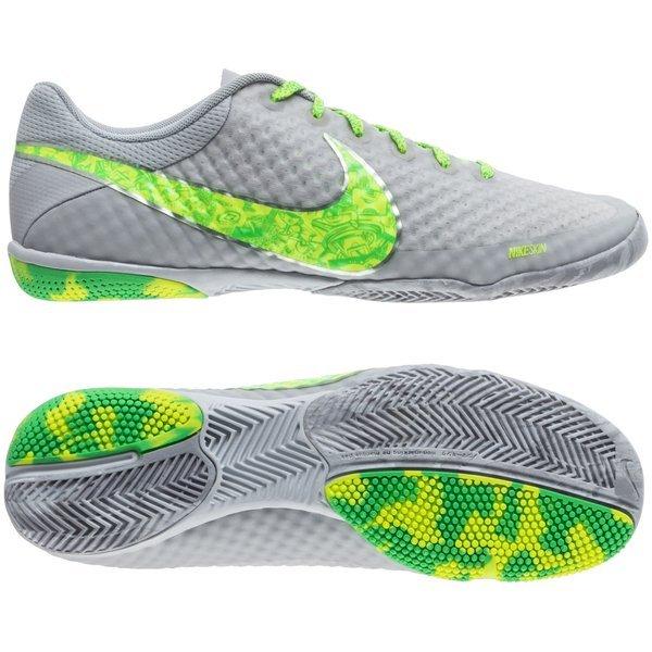 7695d5f9861 Nike FC247 Elastico Finale II Premium Sølv/Grøn   www.unisport.dk