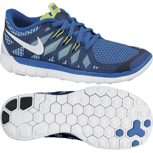 buy online 01d34 a8de7 Nike Free Løpesko 5.0 (GS) Blå Lyseblå Barn 0