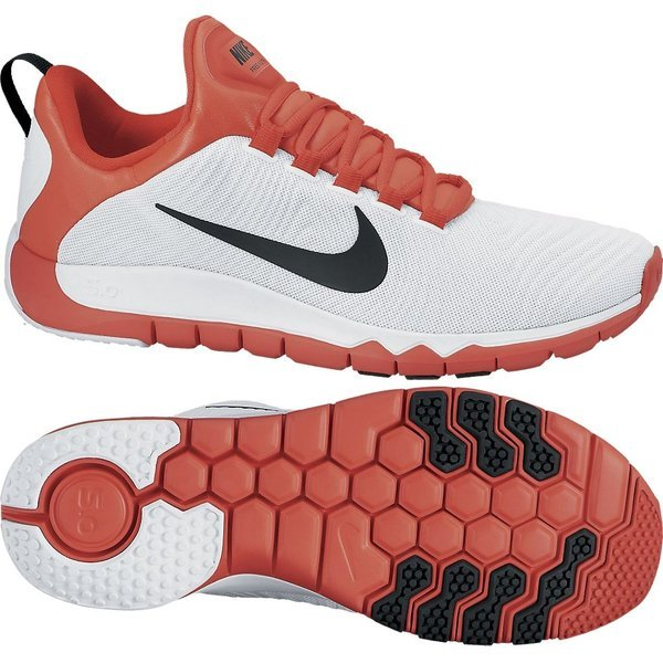 Nike Free Løpesko Trainer 5.0 SortHvit | unisportstore.no