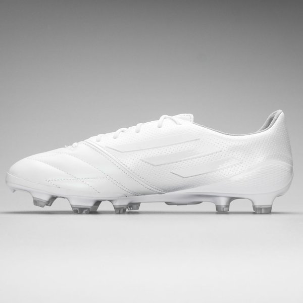 adidas F50 adizero Leather FG Running WhiteMetallic