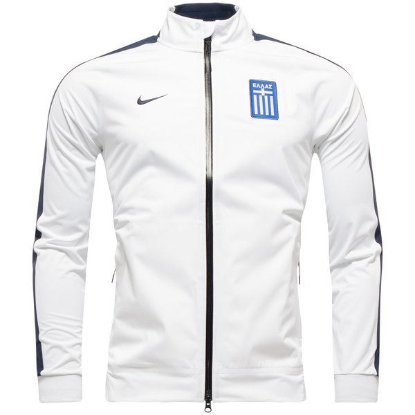 Nike Greece Track Top N98 Anthem WhiteBlack