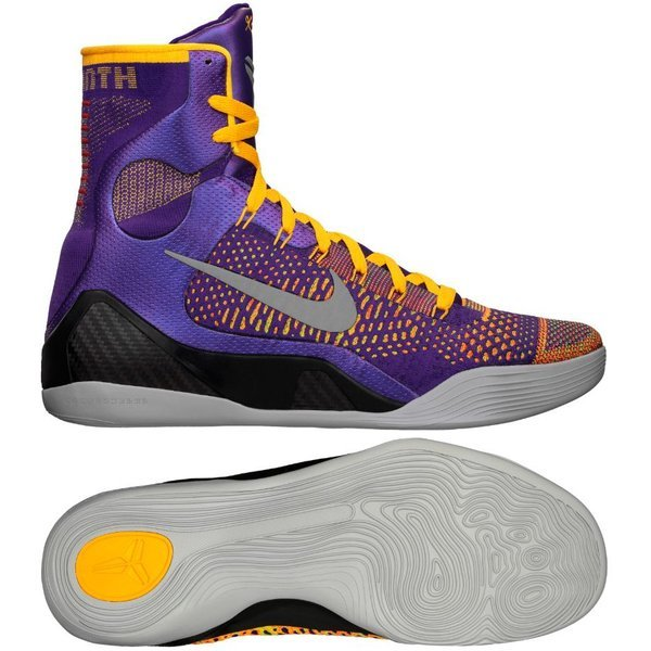 uk availability 5e8e8 05fee ... spain nike kobe ix elite lilla gul. læs mere om produktet. sneakers.  sneakers