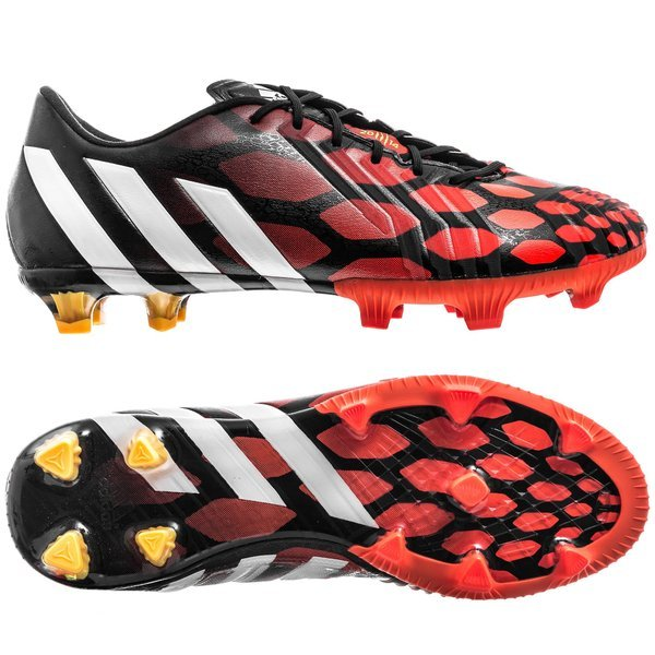 b9938fba6ddb adidas Predator Instinct FG Black Running White Infrared. Read more about  the product. - football boots. - football boots image shadow