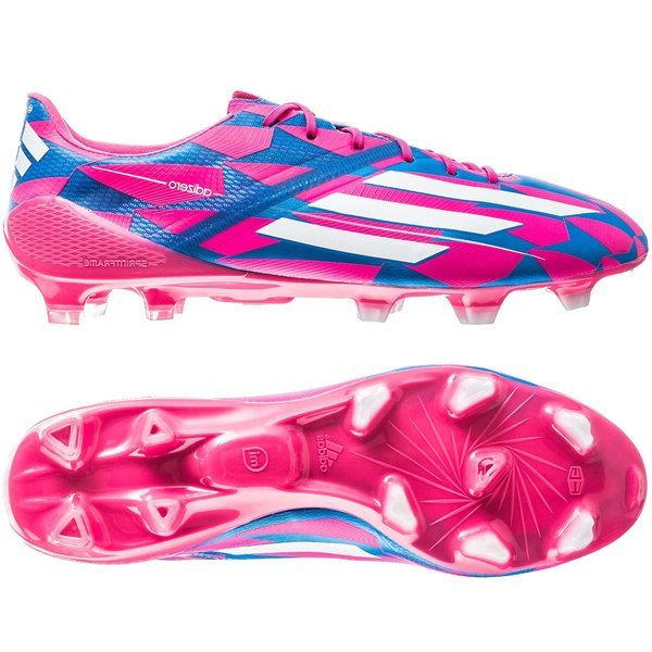best cheap 98152 ab6c4 230.00 EUR. Price is incl. 19% VAT. -70%. adidas F50 Adizero FG Neon Pink Running  ...
