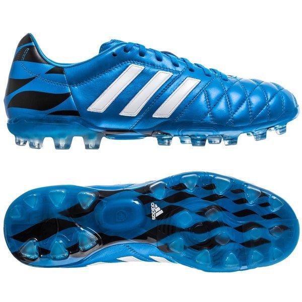 adidas Adipure 11Pro AG Solar Blue/Running White/Black | www ...