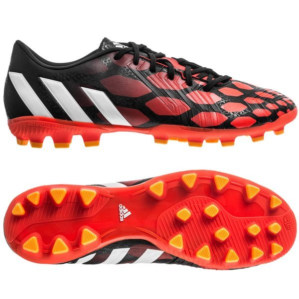 7fa16baee6a3 adidas Predator Absolado Instinct AG Black Running White Infrared ...