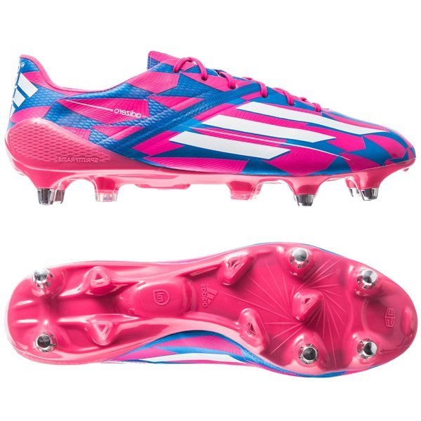 adidas F50 Adizero SG Solar Pink