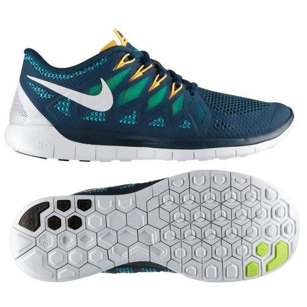 good nike mens free 5.0 running shoe nightshade turbo green