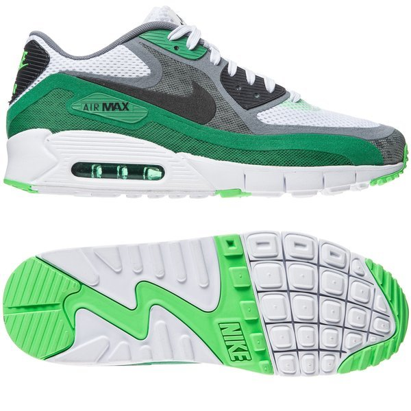 Nike Air Max 90 Breathe WhitePine Green