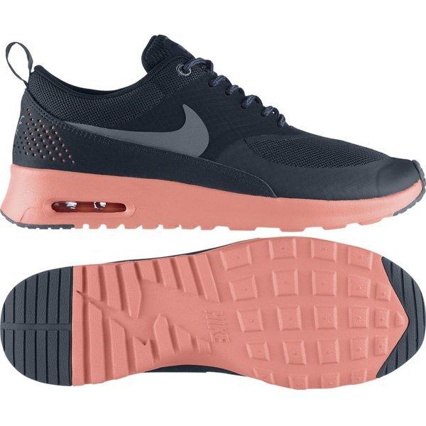 Nike Air Max Thea NavyOrange Dame