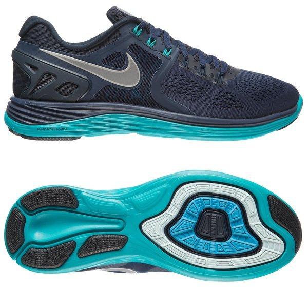 Nike Lunareclipse 4 Navy | www