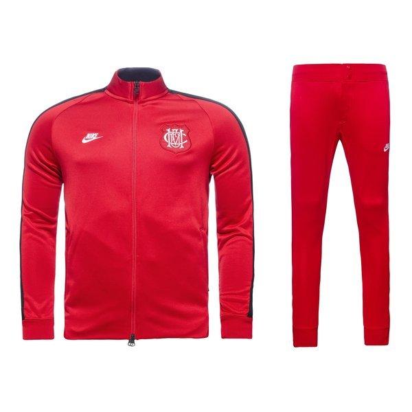 Nike Manchester United Track Jacket N98 Rød