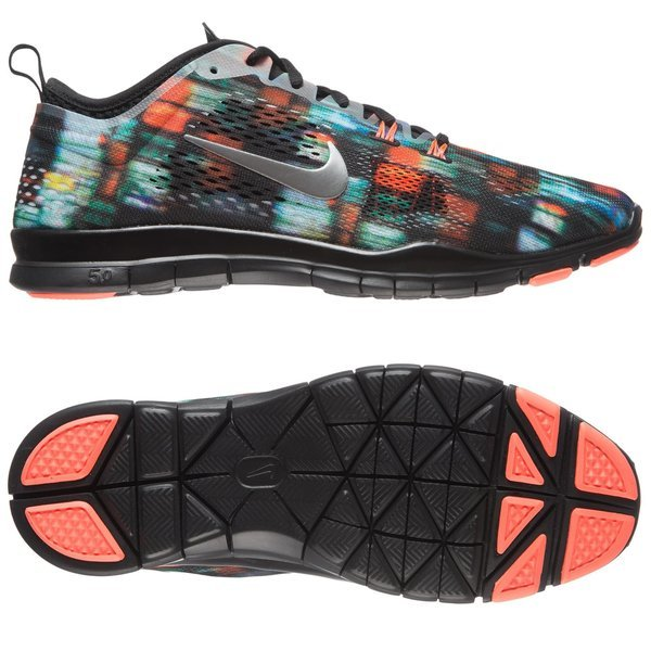 1164aa095ee42 120.00 EUR. Price is incl. 19% VAT. -70%. Nike Free Running Shoe 5.0 TR Fit  4 Print Multicolor Women