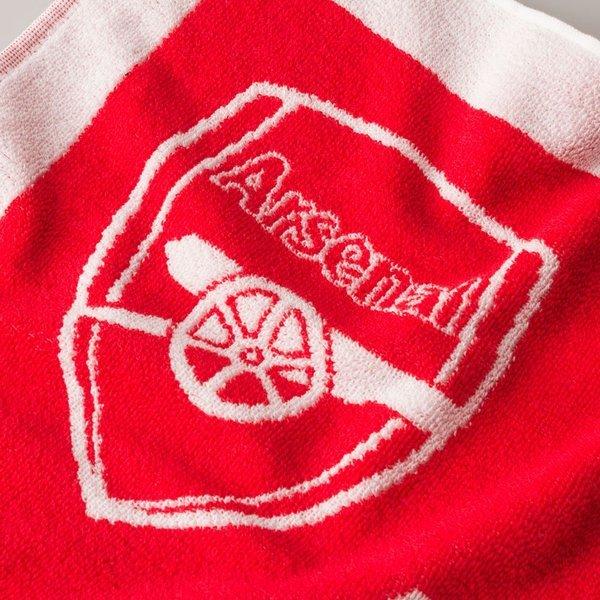 Serviette De Plage Arsenal.Arsenal Serviette De Bain Rouge Blanc Www Unisportstore Fr