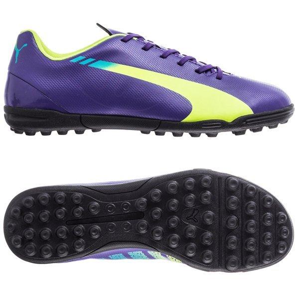 0c7e78bc9e3 Puma evoSPEED 5.3 TT Prism Violet Fluro Yellow Scuba Blue PRE-ORDER ...