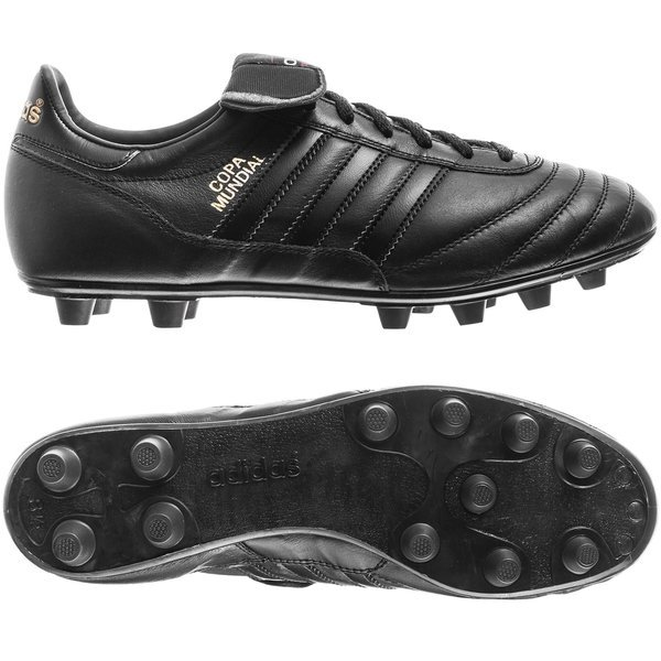 adidas Copa Mundial FG Core Black/Gold Metallic