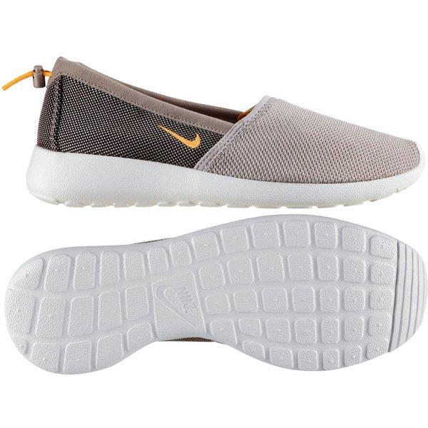 san francisco 8c1a1 cbae0 €85. Price is incl. 19% VAT. -70%. Nike Roshe Run Slip Medium Orewood Brown Summit  White Women