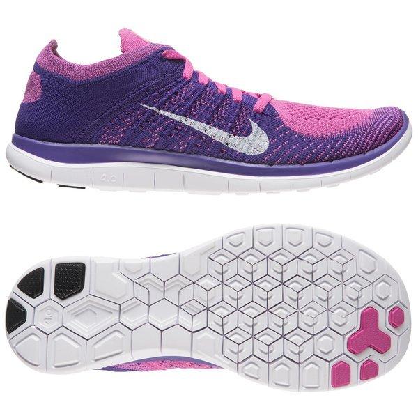 Purple Flywire Running Cross training