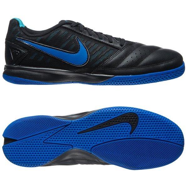 19eba2bf3230 Nike FC247 Gato II Black Gamma Blue Hyper Cobalt Dark Grey