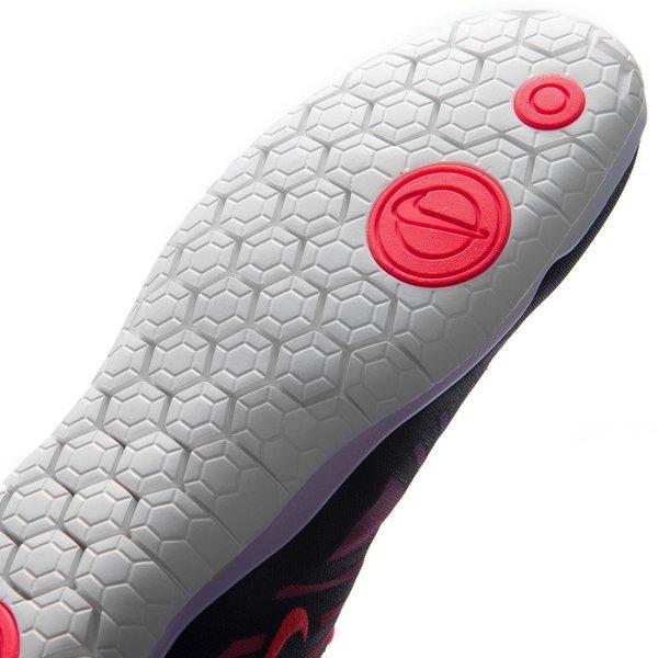 2172d4528fccf Nike Free Running Shoe 3.0 Studio Dance Hydrangeas Black Hyper Punch Women