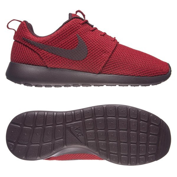 6cb38d91d9818 Nike Roshe Run Gym Red Deep Burgundy. Read more about the product. -  sneakers. - sneakers image shadow