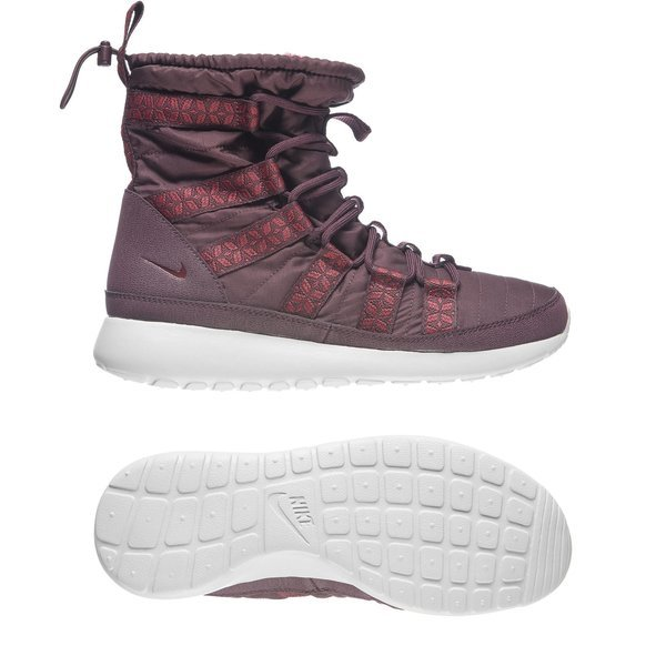 64f9f9b09d8bf Nike Roshe One Hi Sneakerboot Deep Burgundy Team Red Women. Read more about  the product. - sneakers. - sneakers image shadow