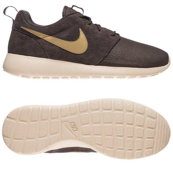 cheaper 2040a 5b14b Nike Roshe Run Suede BruinGoud. Lees meer over het product. - sneakers. -  sneakers image shadow