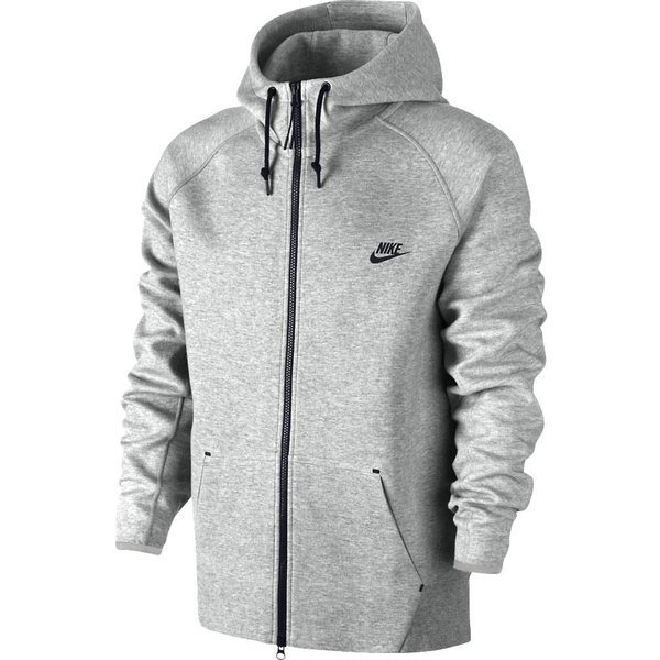 huge discount f3c9b 5f49b nike tech fleece aw77 grijs ...